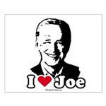 I Love Joe Small Poster