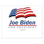 Joe Biden for President Small Poster