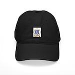 RIVET Family Crest Black Cap