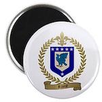 RIVET Family Crest Magnet