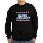 Team Hillary Sweatshirt (dark)