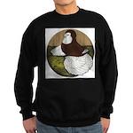 Baldhead English Trumpeter Sweatshirt (dark)