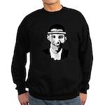 B-ball Obama Sweatshirt (dark)