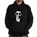 Barack Obama Sunglasses Hoodie (dark)