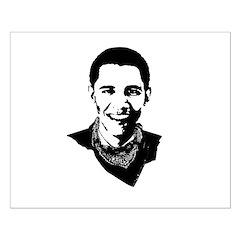 Barack Obama Bandana Posters