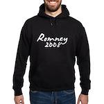 Mitt Romney Autograph Hoodie (dark)