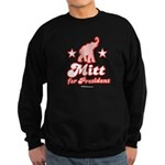 Mitt for President Sweatshirt (dark)
