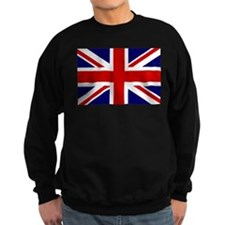Unique British flag Sweatshirt