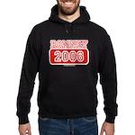 Romney 2008 Hoodie (dark)
