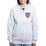 Mitt Romney Women's Zip Hoodie