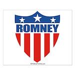 Mitt Romney Small Poster