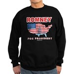 Romney for President Sweatshirt (dark)