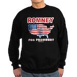 Romney for President Sweatshirt (dark)