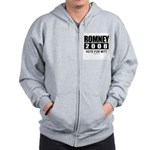 Romney 2008: Vote for Mitt Zip Hoodie