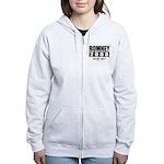 Romney 2008: I'm wit Mitt Women's Zip Hoodie