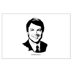 John Edwards Face Posters