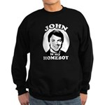 John is my Homeboy Sweatshirt (dark)