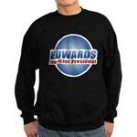John Edwards for President Sweatshirt (dark)