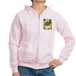 Mother Hen Women's Zip Hoodie