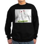 White Modern Games Sweatshirt (dark)