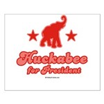 Huckabee for President Small Poster