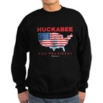Mike Huckabee for President Sweatshirt (dark)
