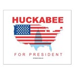 Mike Huckabee for President Small Poster
