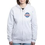 Huckabee for President Women's Zip Hoodie