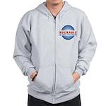 Huckabee for President Zip Hoodie