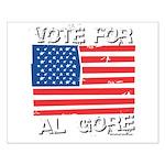 Vote for Al Gore Small Poster
