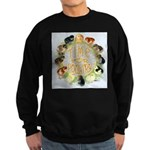 Time For Poultry2 Sweatshirt (dark)