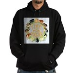 Time For Poultry2 Hoodie (dark)