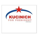 Kucinich for President Small Poster