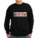 Ron Paul for President Sweatshirt (dark)