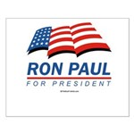 Ron Paul for President Small Poster