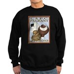 Pigeon Pageant2 Sweatshirt (dark)