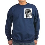 Stettiner Shortface Pigeon Sweatshirt (dark)