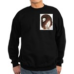 Jacobin Pigeon Sweatshirt (dark)