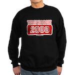 Thompson 2008 Sweatshirt (dark)