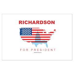 Richardson for President Posters