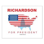 Richardson for President Small Poster