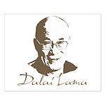 Dalai Lama Small Poster