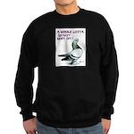 Shaking Berliner Sweatshirt (dark)
