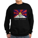 Free Tibet Sweatshirt (dark)