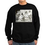 Moorhead Tumbler Pigeons Sweatshirt (dark)
