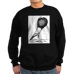Swing Pouter Pigeon Sweatshirt (dark)
