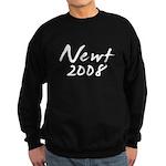 Newt Gingrich Autograph Sweatshirt (dark)
