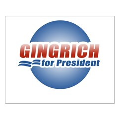 Gingrich for President Small Poster