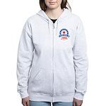 Gingrich 2008 Women's Zip Hoodie
