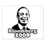 Bloomberg 2008 Small Poster